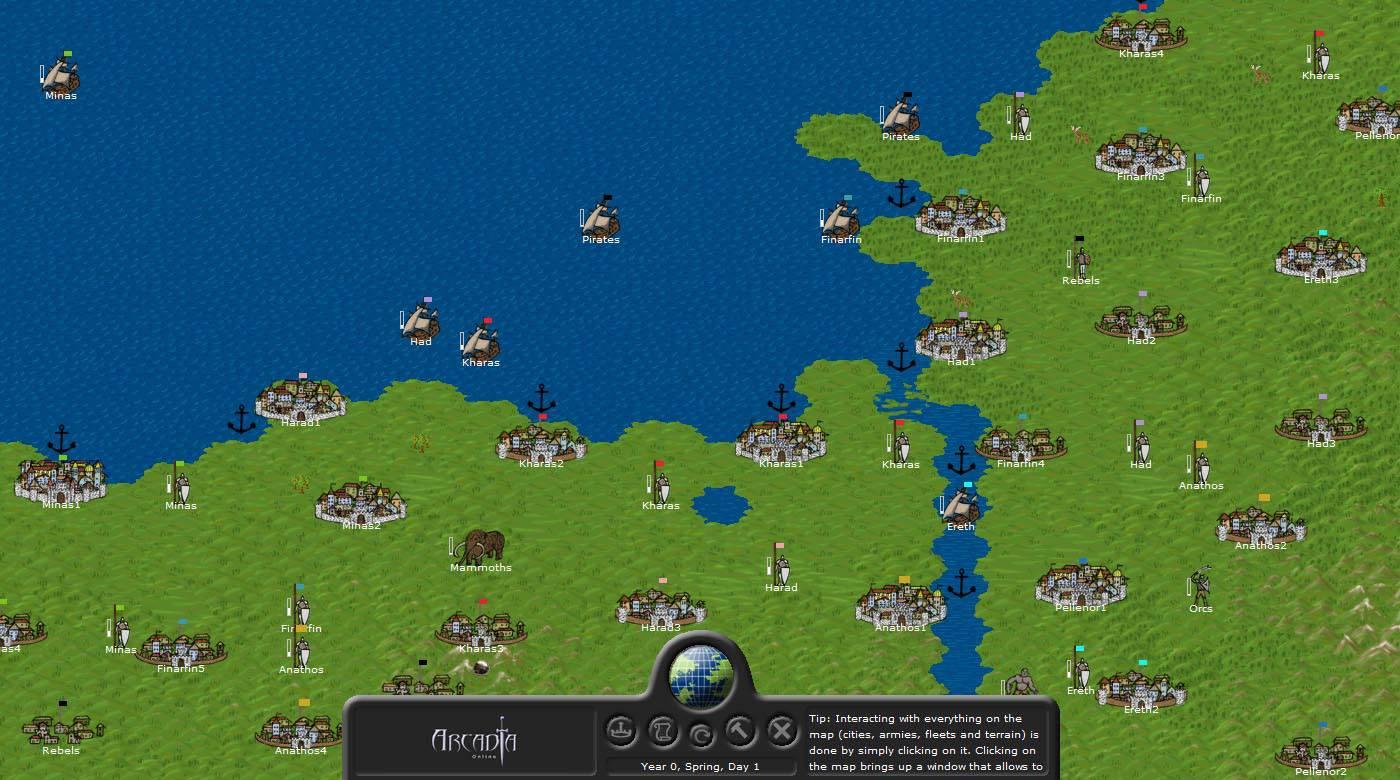 Arcadia Online 1