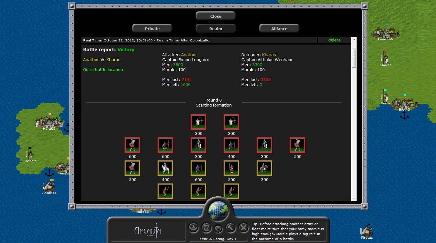 Arcadia Online 3