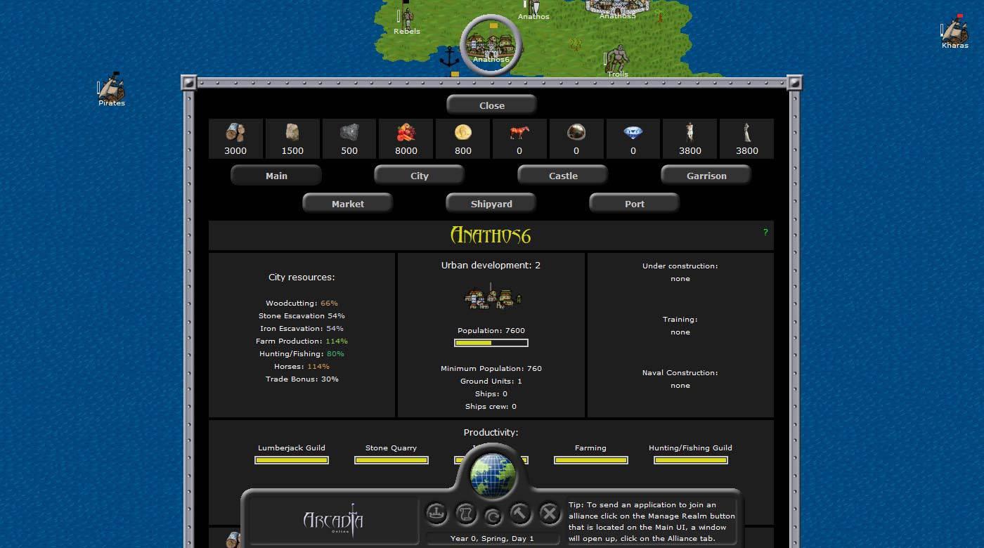 Arcadia Online 4