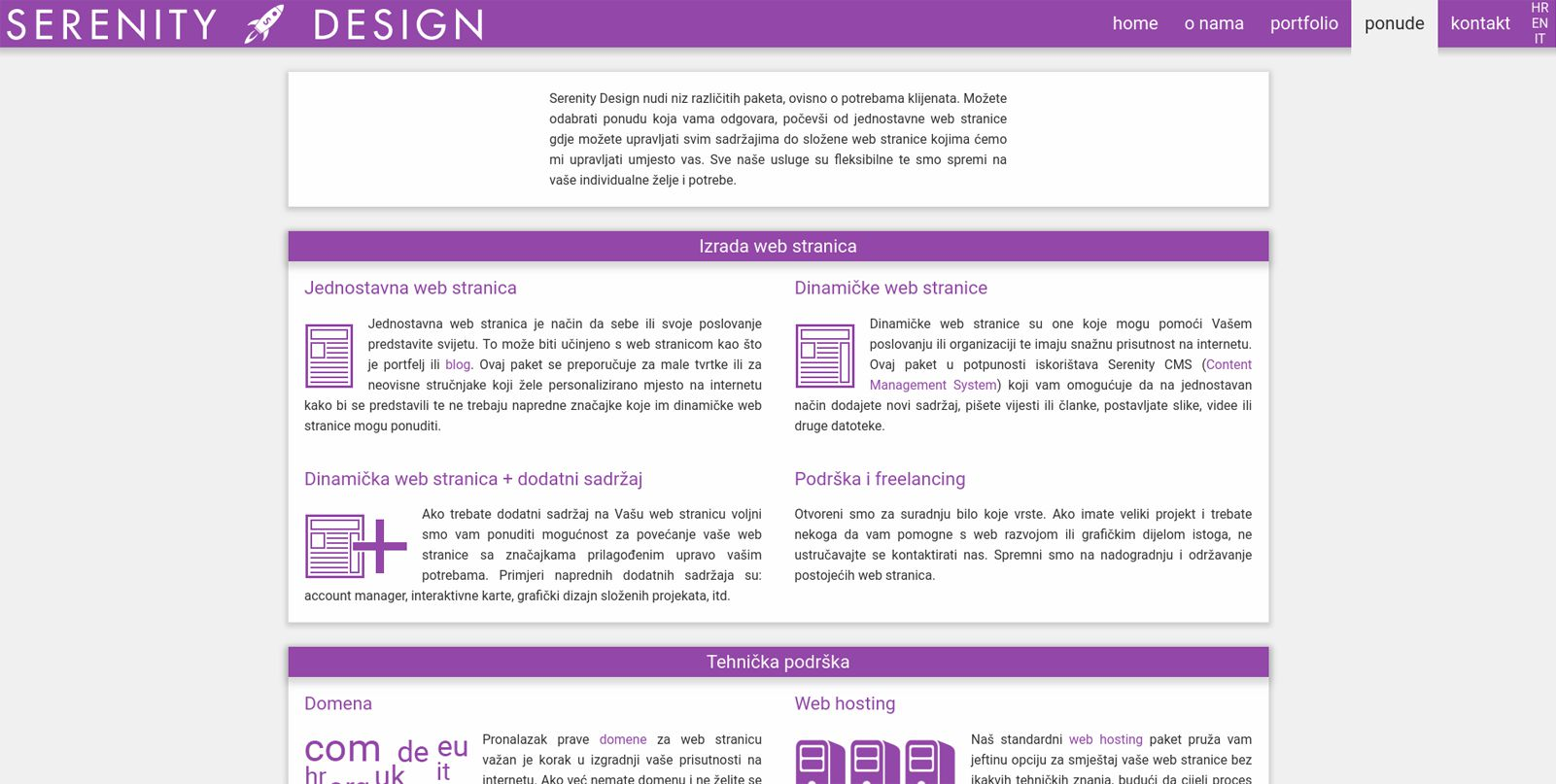Serenity Design 3